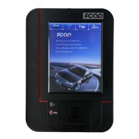 Fcar F3-G (F3-W + F3-D) For Gasoline Cars and Heavy Duty Trucks Multi-languages F3-G Hand-Held Scanner Update Online Replaces LAUNCH X431 GDS