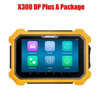 OBDSTAR X300 DP PLUS X300 PAD2 A Configuration Basic Package  Immobilizer+Special function