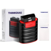 (US Ship No Tax) Launch THINKCAR Thinkdiag OBD2 Full System Power than Easydiag Diagnostic Tool with 3 Free Software