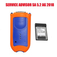 Service Advisor SA 5.2 AG 2018 Service Advisor EDL V2 Electronic Data Link Truck Diagnostic Kit for John Deere