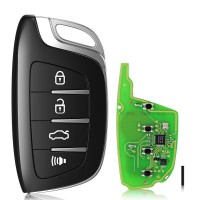Xhorse XSCS00EN Smart Remote Colorful Crystal Style(Smartkey)