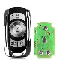 Xhorse XKGD10EN Wire Remote Key Garage Door English Version
