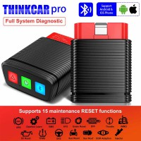THINKCAR PRO Bluetooth OBD2 Full System Diagnostic Reset Service Scanner With 5 Free Software