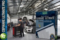 CBFWare Ultimate Pro for all Mercedes Benz Workshop 1 Year Full Unlimited PRO Access (365 Days)