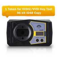 1 Token for Xhorse 96 Bit ID48 Copy Suitable for VVDI2,VVDI Mini Key Tool, VVDI Key Tool Max and Key Tool Plus Pad