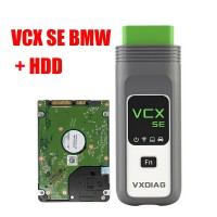 Wifi VXDIAG VCX SE for BMW Diagnostic Tool Supports Online Coding with Software HDD ISTA-D 4.27.13 ISTA-P 3.67.100