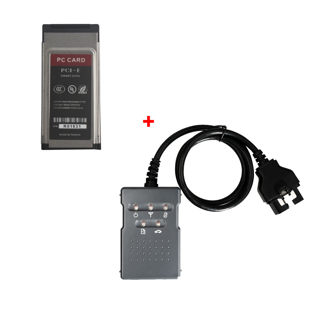 V75 Consult III Plus Auto Diagnostic Programming Tool For Nissan With  Immobiliser Security Card for Vehicles till 2018