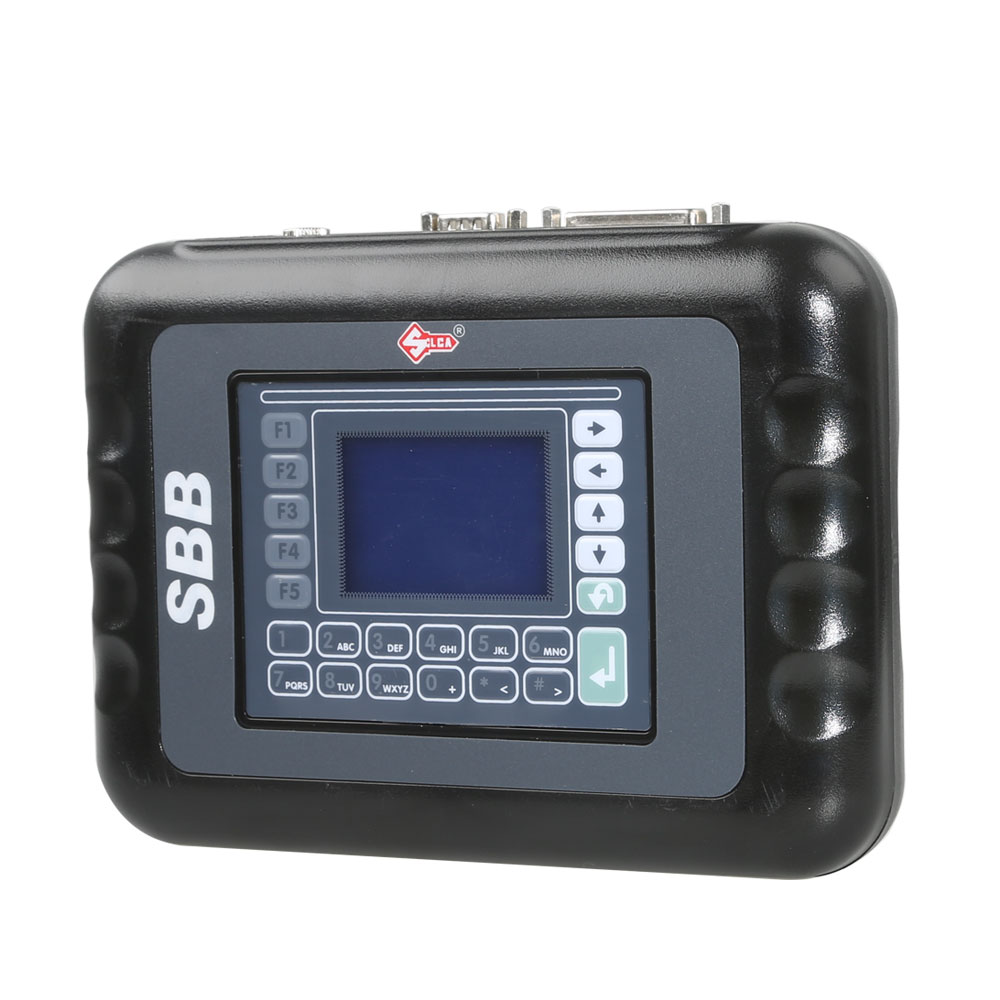 SBB Key Programmer V46.02 With Blue Screen