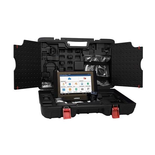 Original LAUNCH X431 PAD III PAD 3 Global Version Full System Diagnostic Tool V2.0 Supports Coding and Programming